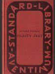 Pilátův žert - náhled