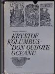Kryštof Kolumbus - Don Quijote oceánu - portrét - náhled