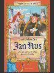Jan Hus očima krejčího Ondřeje a panny Anežky (velikáni do kapsy) - náhled