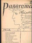 Časopis panorama ročník xx. -číslo 2 - březen 1942 - náhled