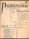 Časopis panorama ročník xx - číslo 4 - květen 1942 - náhled