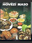 Časopis sešity domácího hospodaření svazek 155 - hovězí maso - náhled
