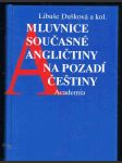 Mluvnice současné angličtiny na pozadí češtiny - náhled