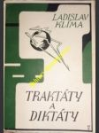 Traktáty a diktáty - klíma ladislav - náhled