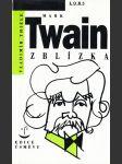 Mark Twain z blízka - náhled
