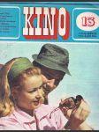 Časopis kino ročník xxviii. -číslo 13 - náhled