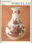 Evropský porcelán - náhled