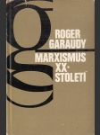 Marxismus XX. století - náhled