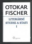 Literární studie a stati I a II - náhled