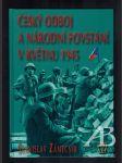 Český odboj a národní povstání v květnu 1945 - náhled
