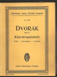 Klavierquintett  a  dur - opus  81 - náhled