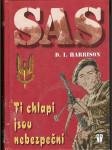 SAS (Ti chlapi jsou nebezpeční) - D. I. Harrison - náhled