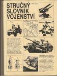 Stručný slovník vojenství - O. Svoboda a kol. - náhled