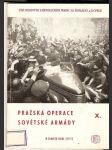 Pražská operace sovětské armády - kol. autorů - náhled