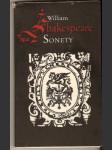 Sonety - W. Shakespeare - náhled