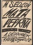 Máta peprná - M. Sedloň, il. a úprava Z. Seydl - náhled