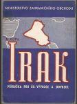 Irak - příručka pro čs. vývozce a dovozce - náhled