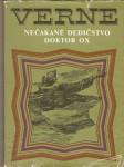 Nečekané dedičstvo, Doktor Ox - J. Verne - náhled