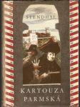 Kartouza parmská - Stendhal - náhled