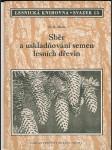 Sběr a uskladňování semen lesních dřevin - D. D. Minin - náhled