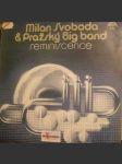 LP Milan Svoboda a Pražský Big band - Reminiscence - náhled