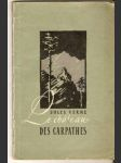 Le chauteau des Carpathes - J. Verne - náhled