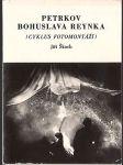 Petrkov Bohuslava Reynka /cyklus fotomontáží/ - náhled