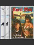 Ardistan a Džinistan I. - III. (Souborné vydání Karla Maye, svazek 110 - 112) - náhled