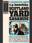 Scotland Yard zasahuje - náhled