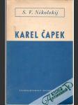 Karel Čapek - náhled