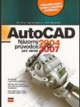 AutoCAD. Názorní průvodce pro verze 2004 až 2007 - náhled