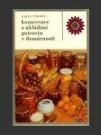 Konzervace a ukládání potravin v domácnosti - náhled
