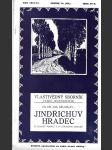 Vlastivědný sborník. Rok 1912-13. Seš.14 (49), Jindřichův Hradec - náhled