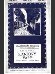 Vlastivědný sborník. Rok 1912-13. Seš.11 (46), Karlovy Vary - náhled