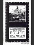 Vlastivědný sborník. Roč. III. Seš. 1 (31), Police nad Metují - náhled