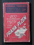 Korbrův illustrovaný průvodce : 200 nejzajímavějších výletů z veškerých stanic dráhy Praha - Plzeň, část II. Z Hořovic do Plzně - náhled