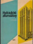 Hydraulické akumulátory - náhled