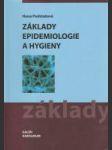 Základy epidemiologie a hygieny  - náhled