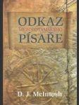 Odkaz mezopotamského písaře - náhled