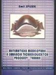 Matematické modelovanie a simulácia technologických procesov - ťahanie - náhled