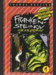 Knickerbockerova banda 1.: Frankensteinov mrakodrap (Dobrodružstvo v New Yorku)  - náhled