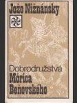 Dobrodružstvá Mórica Beňovského - náhled