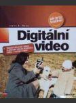 Digitální video - náhled