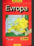 cestovní atlas 1 : 2 000 000 - náhled