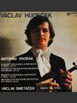 Antonín Dvořák (Koncert pro housle a orchestr a - moll, op. 53 / Mazurek pro housle a orchestr e - mol, op. 49) - náhled