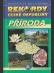 Rekordy České republiky - Příroda - náhled