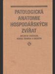 Patologická anatomie hospodářských zvířat - náhled