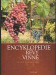 Encyklopedie révy vinné - náhled