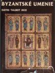 Byzantské umenie - náhled