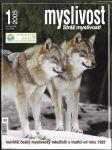 Myslivost - časopis pro myslivce,kynology,střelce a přátele přírody  KOMPLETNÍ ROČNÍK - náhled